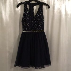 City Triangles Party Dress